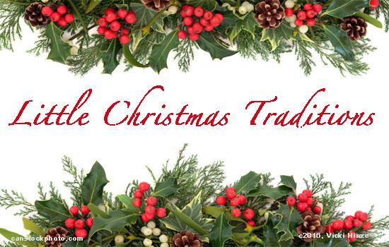 Vicki Hinze, Little Christmas Traditions