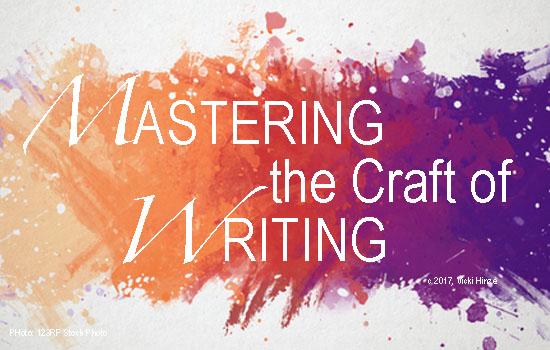 Writing Craft, Vicki Hinze