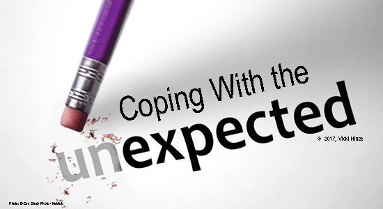 Coping with the Unexpected