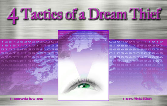 4 Tactics of a Dream Thief