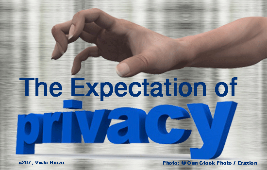 The Expectation of Privacy