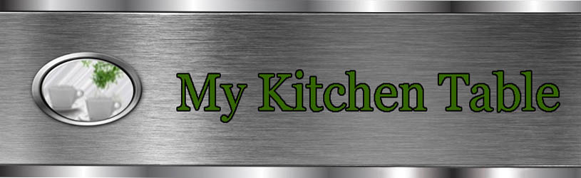 My Kitchen Table, Vicki Hinze, My Kitchen Table Blog