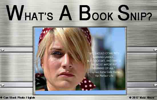 What is a Book Snip?