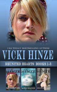Vicki Hinze, Reunited Hearts Collection