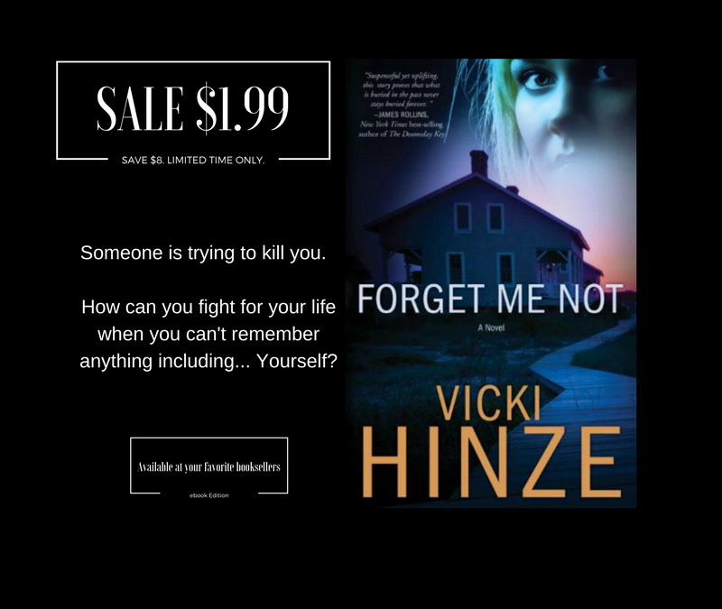Save $8 on Forget Me Not–$1.99