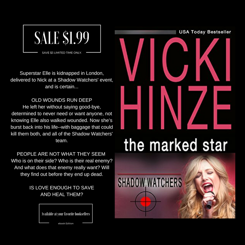 Vicki Hinze, The Marked Star