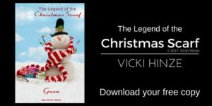 Vicki Hinze, Legend of the Christmas Scarf