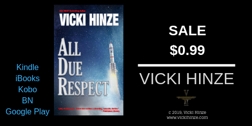 Vicki Hinze, All Due Respect