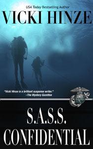 Vicki Hinze Books, S.A.S.S. Confidential, S.A.S.S. series