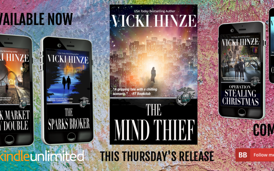 It's Thursday!  Released today:  The Mind Thief