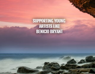 Why Authors Should Support Young Singer/Songwriters Like Benicio Bryant