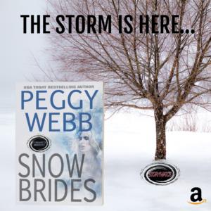 Peggy Webb, Snow Brides, STORMWATCH, Vicki Hinze's site
