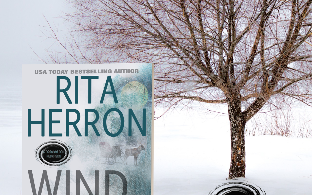 The Storm Strikes Nebraska in Rita Herron's WIND CHILL