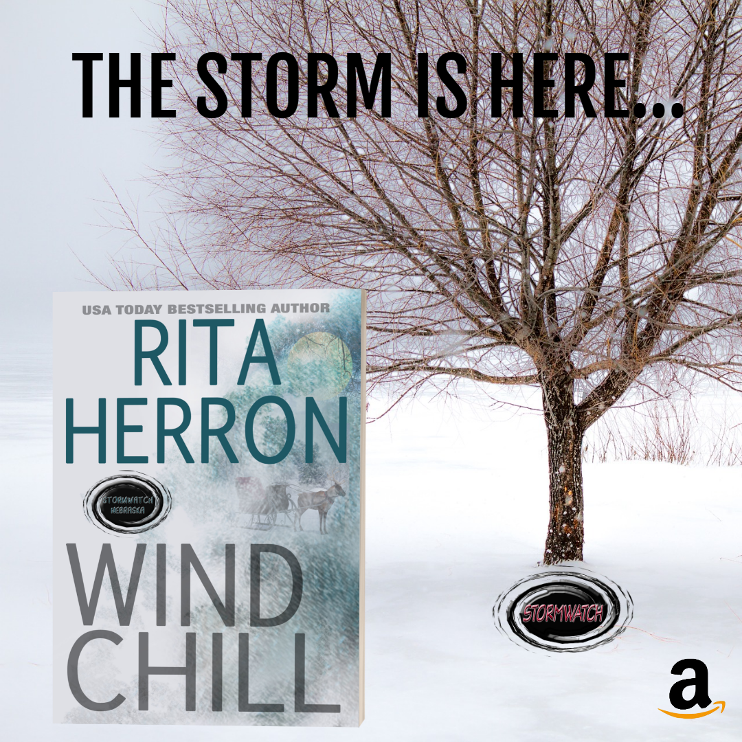 Wind Chill, STORMWATCH, Rita Herron, Vicki Hinze