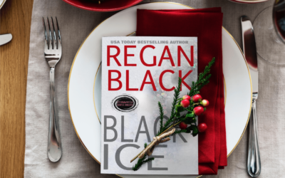 Why Regan Black wrote BLACK ICE in the STORMWATCH Series