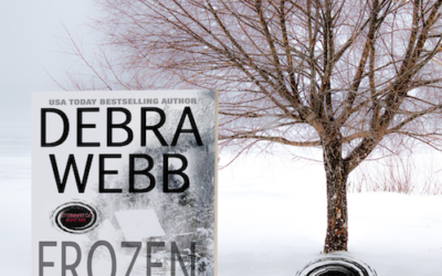 Why Debra Webb Wrote Frozen Ground in the Stormwatch Series