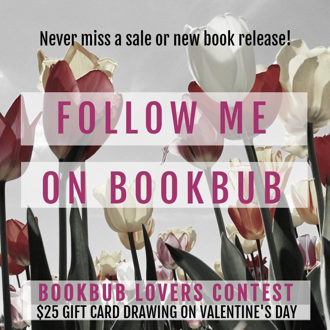 Vicki Hinze, BookBub, Contest, Books, vickihinze.com