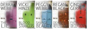 Behind Closed Doors: Family Secrets, Debra Webb, Vicki Hinze, Peggy Webb, Regan Black, Cindy Gerard