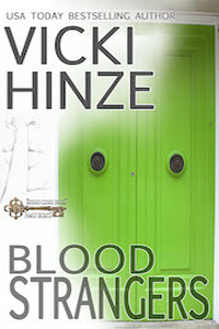 Blood Strangers, Vicki Hinze, Behind Closed Doors: Family Secrets series, Debra Webb, Vicki Hinze Peggy Webb, Regan Black, Cindy Gerard