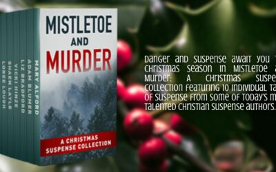 Mistletoe and Murder Collection Celebration Contest