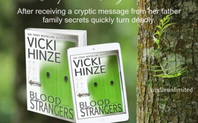NEW RELEASE!  Blood Strangers—Behind Closed Doors: Family Secrets