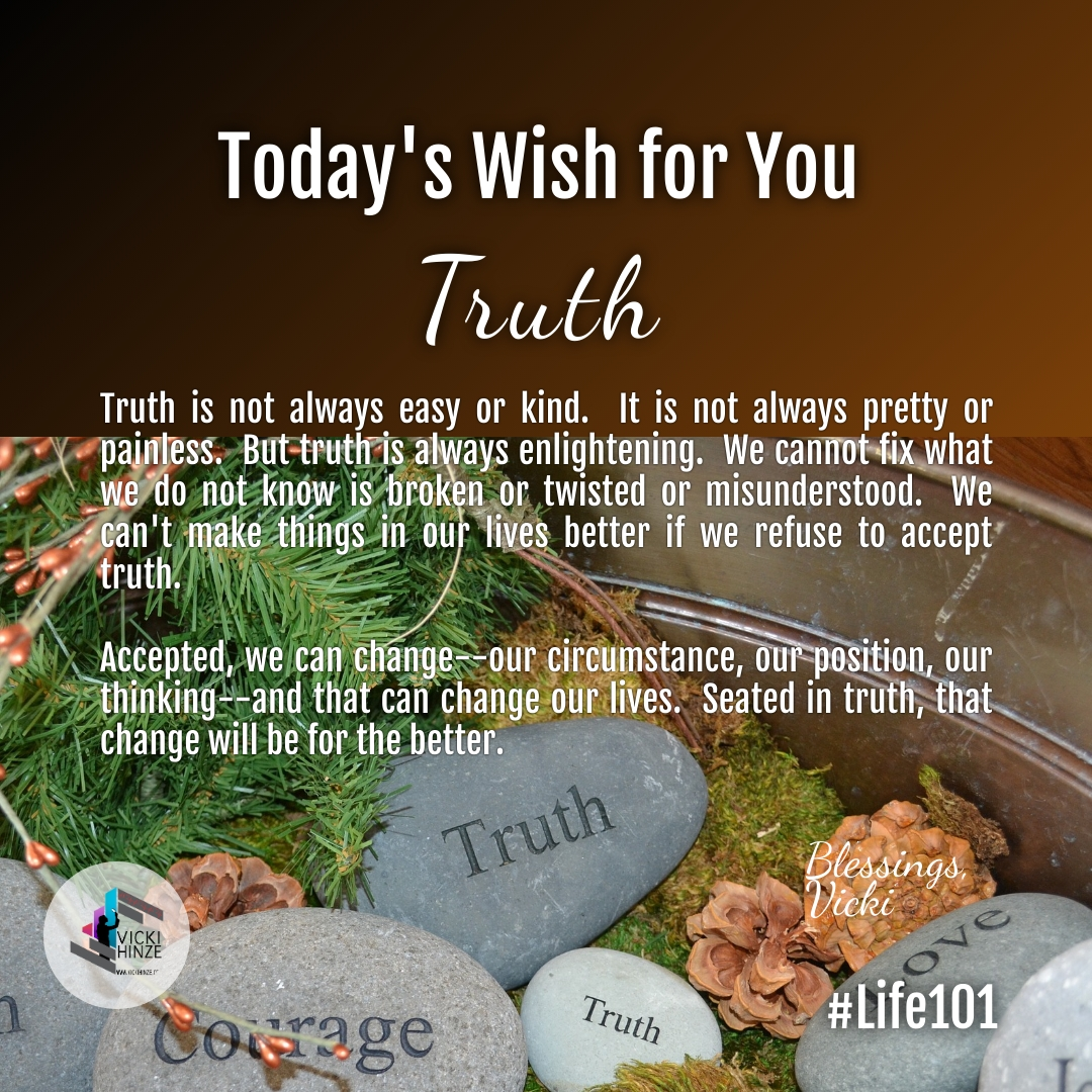 Wishes,Vicki Hinze, Blessings