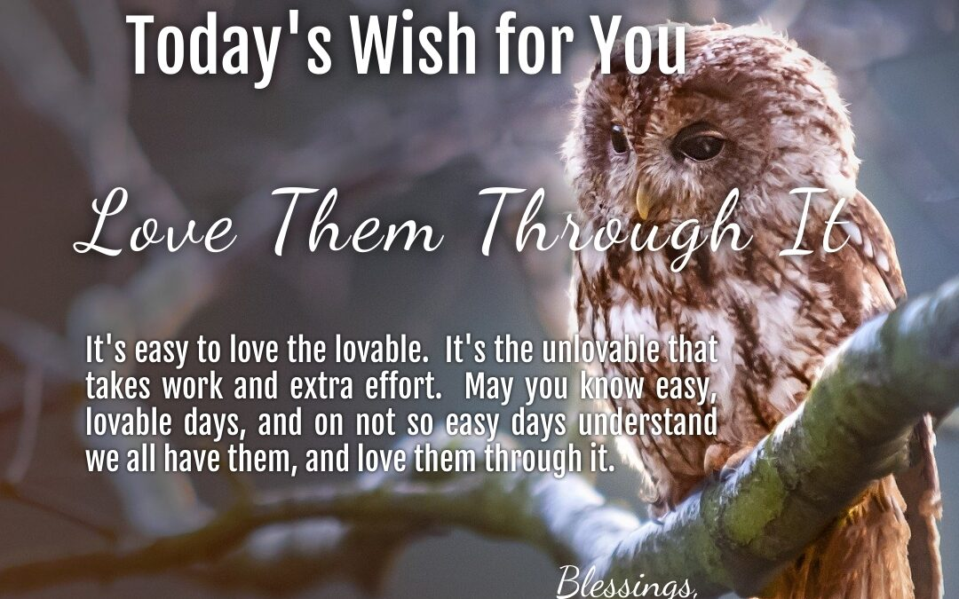 Morning Wishes–February 7