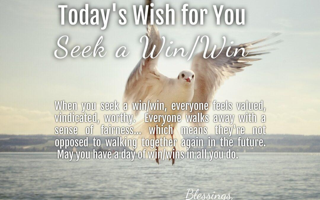 Morning Wishes–February 8