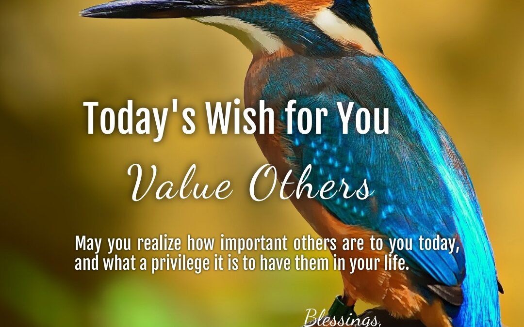 Morning Wishes–February 10