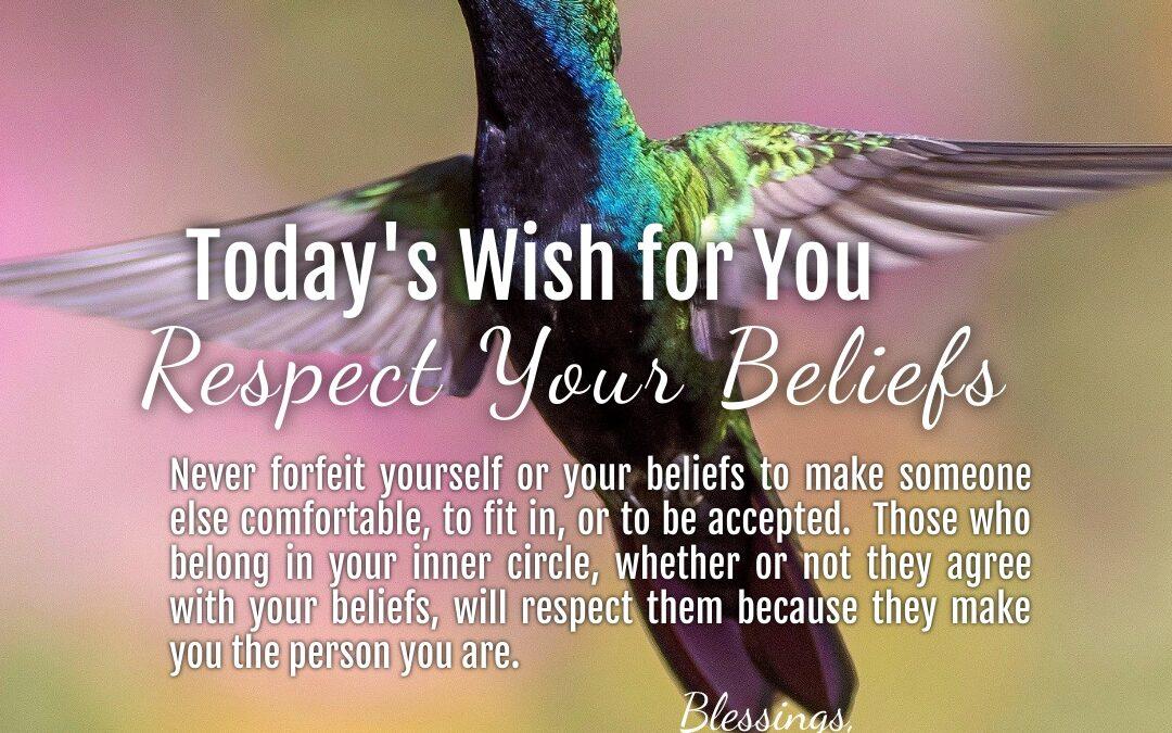 Morning Wishes–February 11