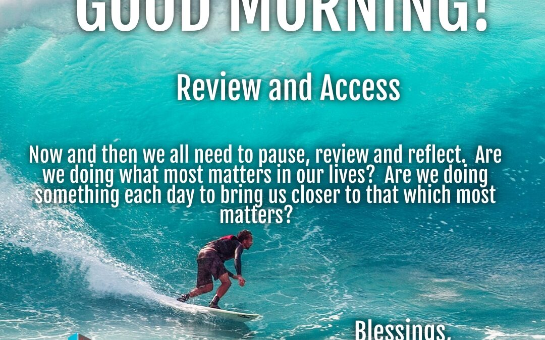Morning Wishes:  Review and Access